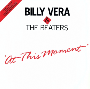 "Billy Vera & The Beaters - At This Moment (12"") (VG+/VG+)"